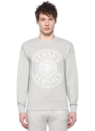 Versus Versace Sweatshirt Gri